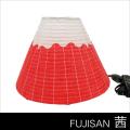 西川庄六商店 提灯 ランプ 縁起物 だるま 富士山