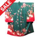 七五三 四つ身 着物 7歳 日本製 京都 格安 セール