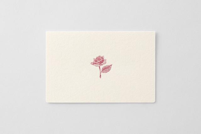 greetings 活版カード フリー 【4点までネコポス配送可】