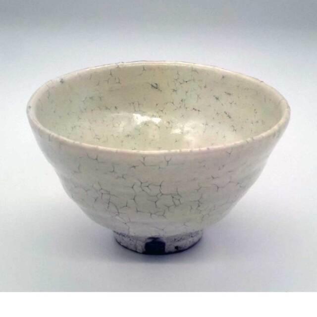 梅花皮 茶碗