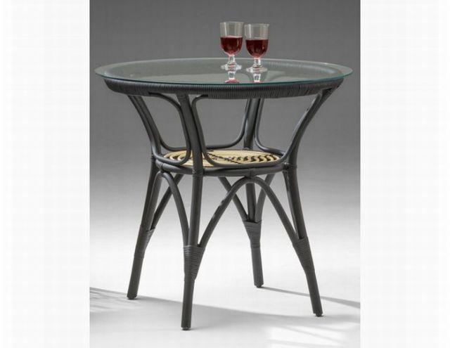 籐・ラタンのリビングテーブル