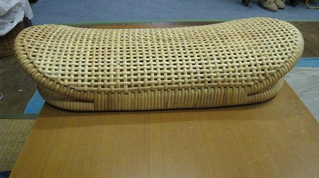 籐(ラタン)枕