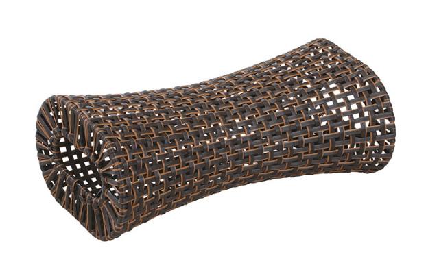 【即納】ラタンの安眠枕/PE樹脂ウェービング(人工ラタン) まくら/送料無料 / 即納可能/IR-P-M-100B
