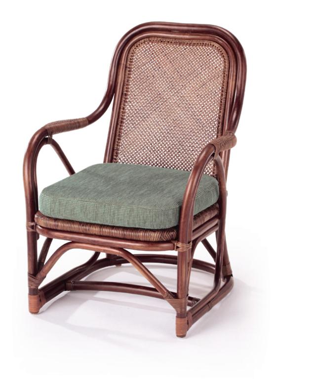 籐椅子・アームチェア