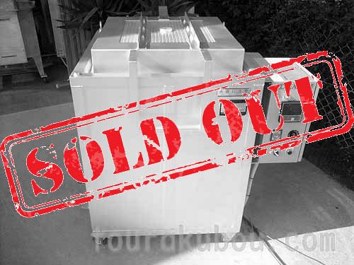 【中古】(マルニ)電気陶芸窯『OEL-8000』 +還元バーナー <売約済×>