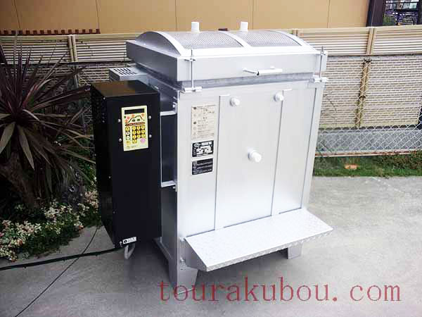 【中古】日本電産シンポ 電気窯『DME-13A』2004年製 200V単相+還元バーナーセット付フルセット<入荷○>