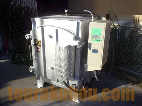 【中古】シンリュウ 電気窯『MR-10FE』 2008年製 200V単相<入荷○>