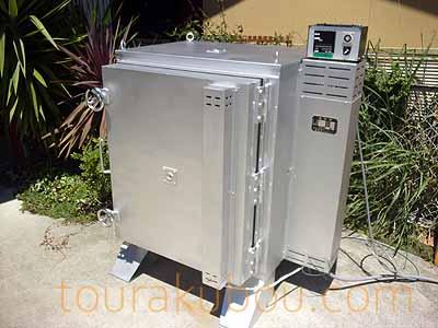 【中古】 電気窯『TRB-J12』 2020年製 200V単相 フルセット<入荷〇>