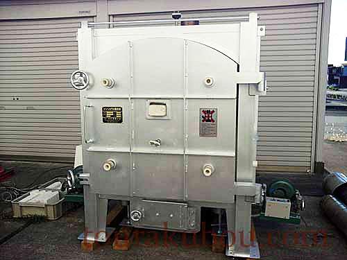 【中古】(シンリュウ)灯油窯 前扉式 MR-40FWC(炭化仕様)フルセット<入荷○>
