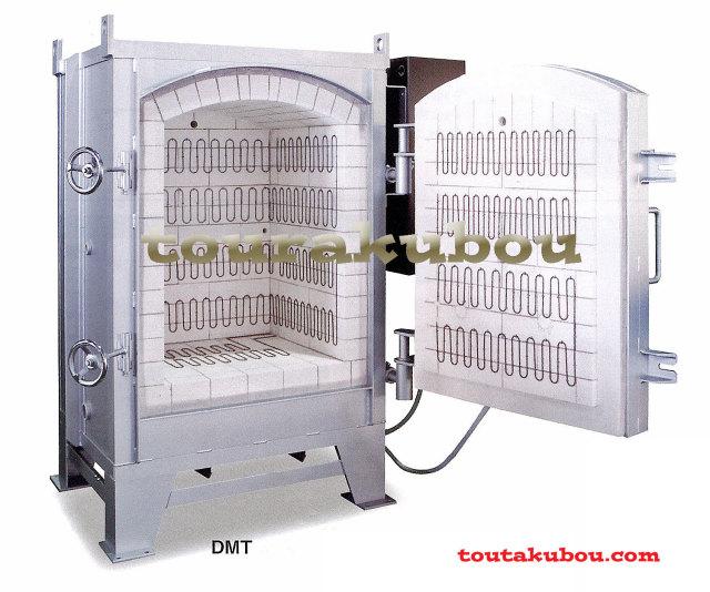 (日本電産シンポ)横扉式電気窯DMT-10A型マイコン付