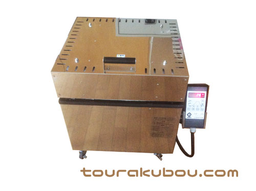 (グッド電機)100V電気陶芸窯TBK-1型 マイコン自動焼成装置付(還元仕様)