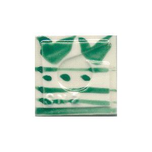 上絵の具 単色 緑色(粉末100g)