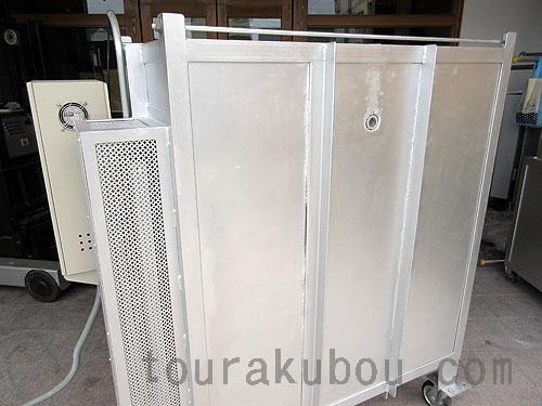 中古 電気窯MR-20FE