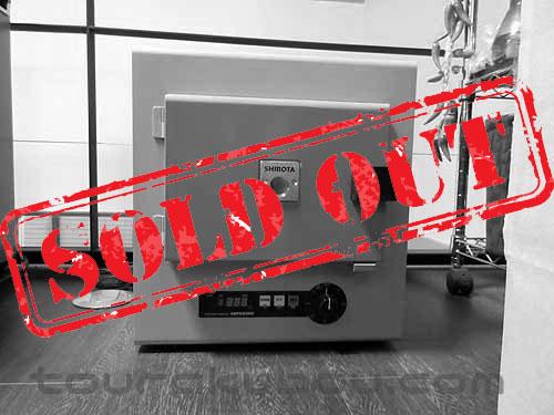 【中古】(シロタ電機)七宝電気炉 SUPER500S 2013年製 <売約済×>