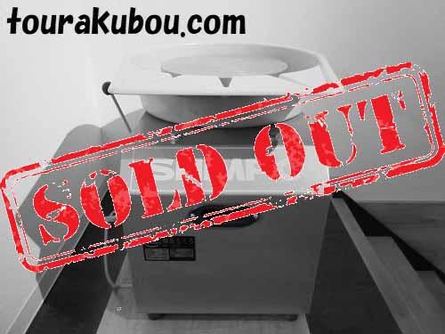 【中古】日本電産シンポ 電動ろくろ RK-3D 2006年製<売約済>