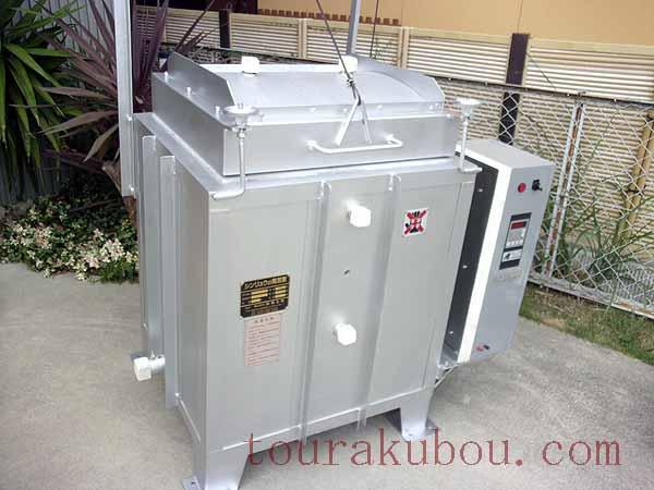 【中古】(シンリュウ)電気陶芸窯 MR-10KD 単相200V <入荷○>