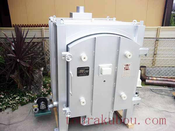 【中古】(シンリュウ)無煙灯油窯 やいた炉『Y-25FWC』(炭化仕様)フルセット2009年製<入荷○>