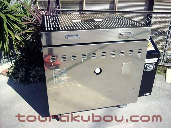【中古】日本電産シンポ 電気窯『DAM-12C』2005年製 200V単相+還元バーナーセット付フルセット<入荷○>