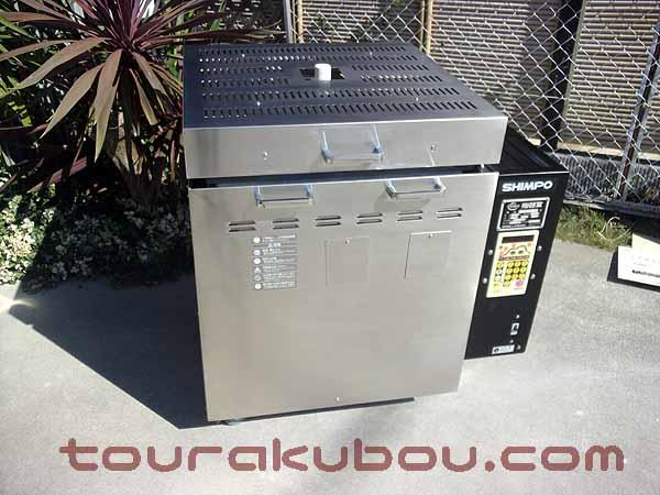 【中古】日本電産シンポ 電気窯『DAM-05D』2012年製 200V単相<商談中>