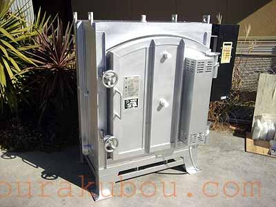【中古】日本電産シンポ 電気窯『DMT15A』2008年製 200V単相<入荷〇>