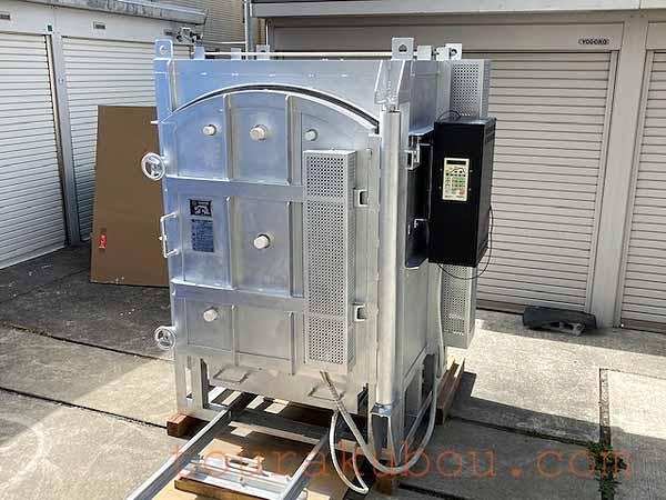 【中古】日本電産シンポ 電気窯『DAD-35型』2000年製 200V三相<入荷○>