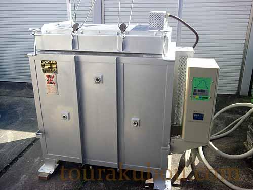 【中古】シンリュウ 電気窯『MR-15KD・RF』 200V単相 2005年製※還元仕様<入荷○>
