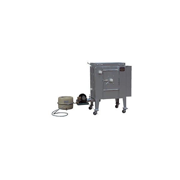 石油陶芸窯 SN-65S型【フルセット】 地震動安全装置・デジタル温度計G型付