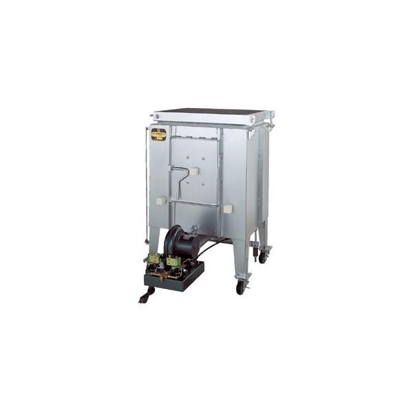 石油陶芸窯 SN-95S型【フルセット】 地震動安全装置・デジタル温度計G型付