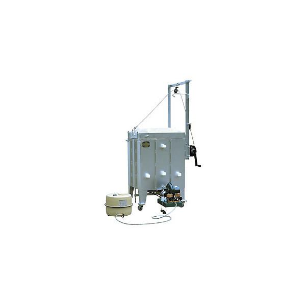 石油陶芸窯 SN-13S型【フルセット】 地震動安全装置・デジタル温度計H型付