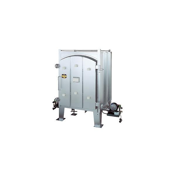 石油陶芸窯 SN-25FS型【フルセット】 地震動安全装置・デジタル温度計H型付