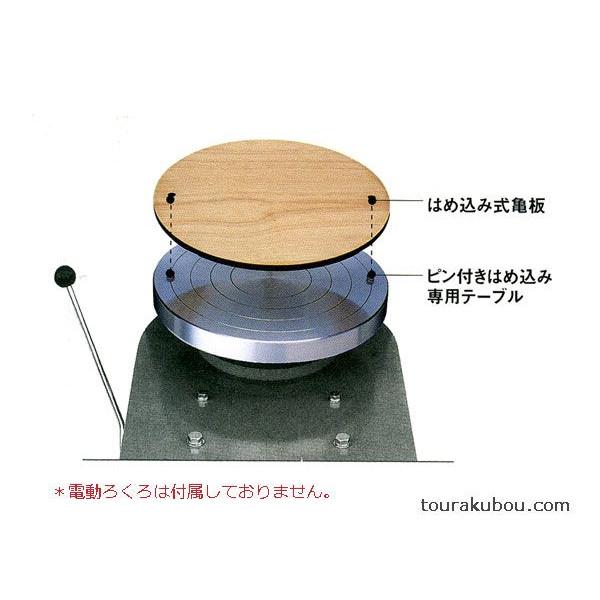 はめ込み式亀板5枚組 KE-61