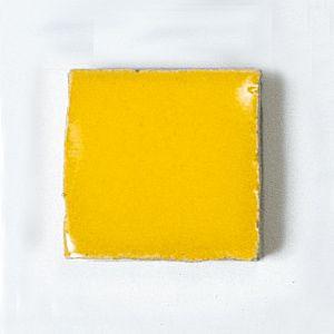 楽焼き色釉薬A(無鉛) 黄