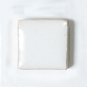 楽焼き色釉薬A(無鉛) 白