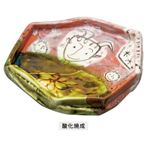 鳴海織部釉(1kg粉末)
