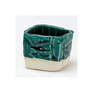 藍織部釉(1kg粉末)