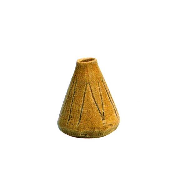 黄瀬戸釉(1kg粉末)