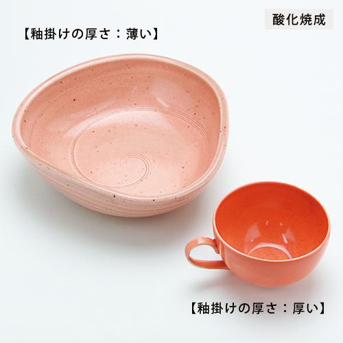 コーラルピンク釉(1kg粉末)