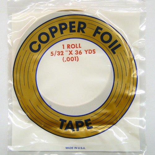"""コパーテープ レギュラー E-5/32""""(4.0mm)"""