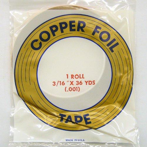 コパーテープ レギュラー E-3/16″(4.8mm)