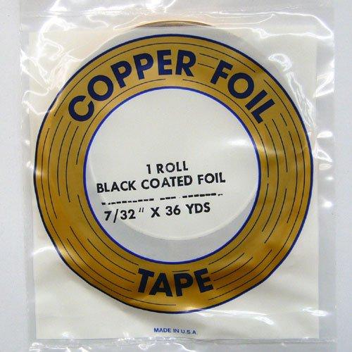 コパーテープ ブラック EB-7/32″(5.5mm)