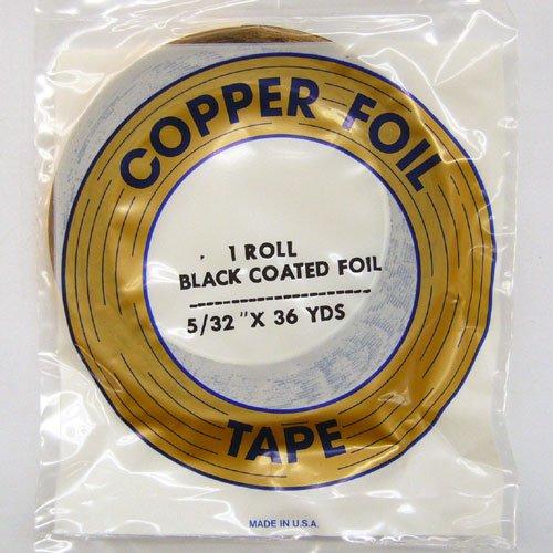 コパーテープ ブラック EB-5/32″(4.0mm)