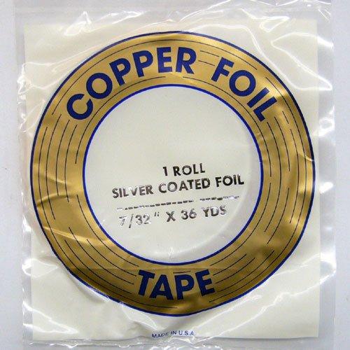 コパーテープ シルバー EB-7/32″(5.5mm)