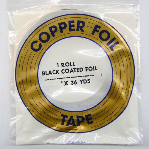 コパーテープ ブラック EB-11/64″(4.3mm)