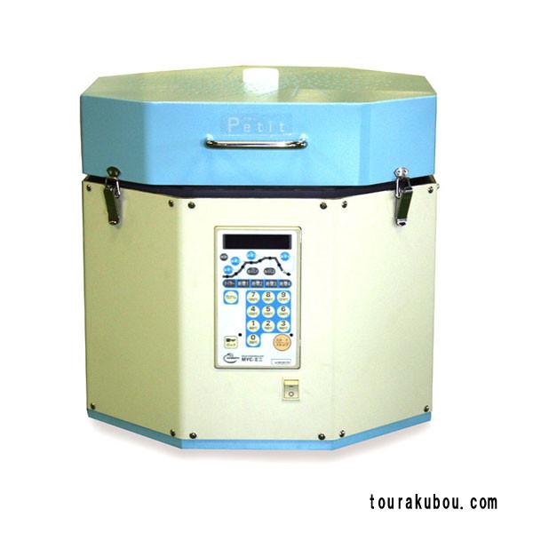 マイコン付小型陶芸電気窯Petit(プティ)送料無料!(九州、北海道、沖縄、一部地域を除く)