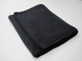 業務用スレンカラータオル(黒) 260匁 6枚組