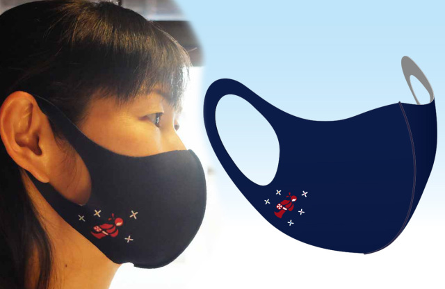 小町紋紺タイプマスク