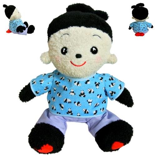 おもちゃのジャンボ でご注文頂きました プリモプエルの服 星柄のジャケットにグレーパンツがおしゃれなお洋服 の出荷 発送です