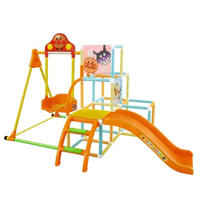 アンパンマン うちの子天才 ブランコパークDX (遊具)
