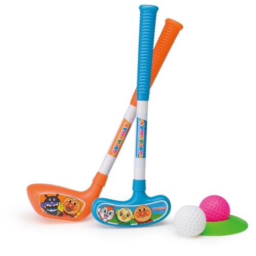 【おもちゃのジャンボ】 アンパンマンゴルフ 遊びながら 楽しく スポーツ 通販 販売