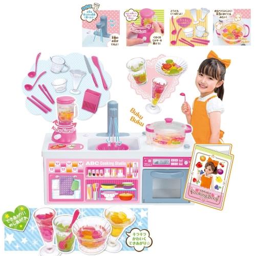 【おもちゃのジャンボ】 リカちゃん お水でぶくぶくおりょうり ABCクッキングスタジオ お人形遊び ハウス ショップ 通販 販売